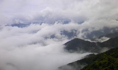 松姫峠からの雲海